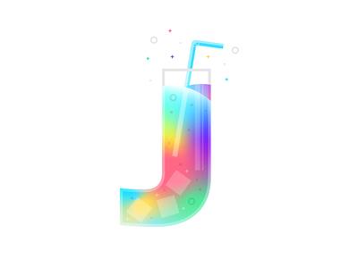 J - *creative* JUICE | 36 Days of Type