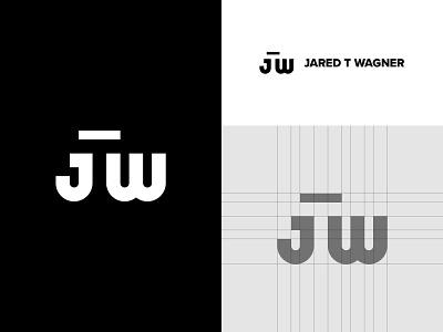 Updated Personal Logo personal logo graphic design icon lettering emblem badge persona brand identity identity logo design jw jtw typography typeface type logo brand branding personal branding