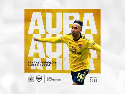 Arsenal – Matchday 1 | 38
