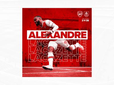 Arsenal – Matchday 2 | 38