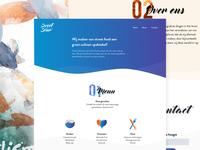 Foodtruck webdesign challenge