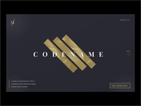 Projects page concept