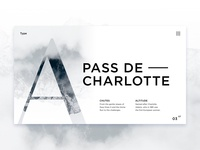Charlotte pass