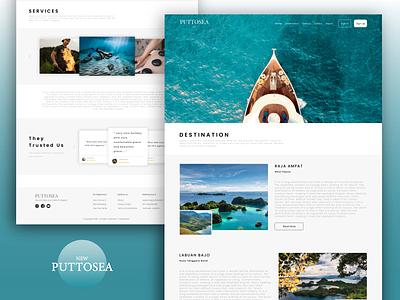 NEW POTTOSEA typography app illustration website minimal motion graphics animation graphic design ux vector ui landing page branding design