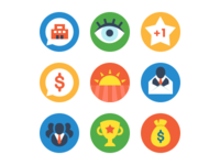 Investment Badges