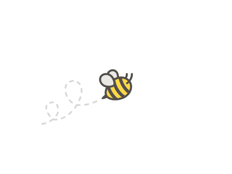 bee logo by javin ladish dribbble dribbble cute bee clipart funny bee clipart