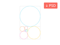 Golden Ratio: Free PSD