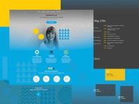 Opentalk Landing Page Exercise