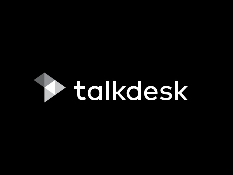 Talkdesk logo future