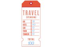 Travel Spending Form