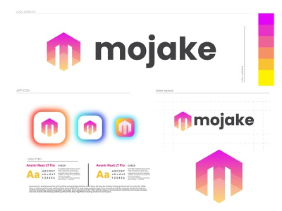 M letter modern logo branding minimal music m modern logo m logo idea m letter logo m logo modern designs illustration colorful gradient logo branding design graphic design n o p q r s t u v w x y z a b c d e f g h i j k l m