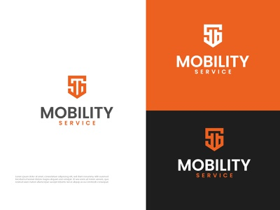 Ms minimal logo design - logo designer ui vector illustration modern colorful logo branding design n o p q r s t u v w x y z a b c d e f g h i j k l m