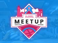 2  sarajevo dribbble meetup teaser