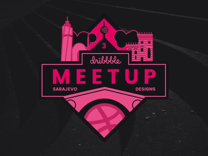 3sarajevodribbble meetup