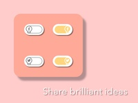Social Share - Day 10 #Daily UI