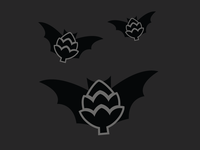 Great Lakes Brewing Co. Hop Bats