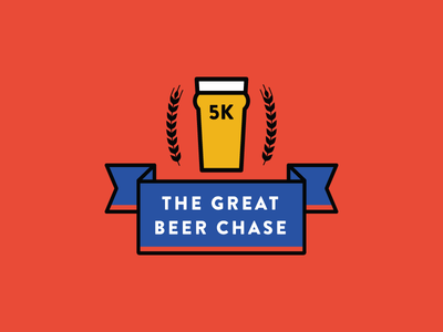 GLBC Great Beer Chase 5k race 5k marathon beer
