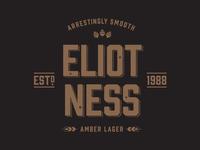 GLBC Eliot Ness Shirt Design