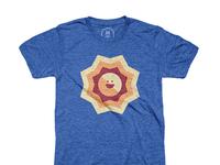 """Simple Sun"" t-shirt"