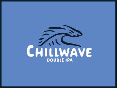 GLBC Rejected Chillwave Shirt Design surf shop surf illustration typogaphy apparel shirt glbc beer