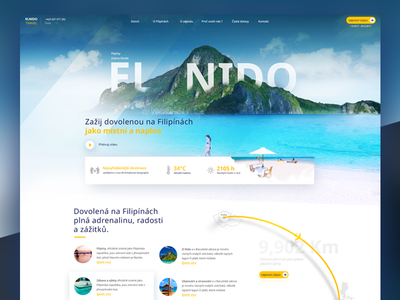 ElNido Travel (Travel agency with one destination - Palawan)