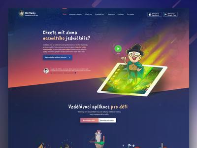Matemág - mathematic app for kids