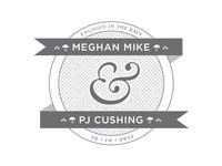 Cushing Wedding Invite Mark