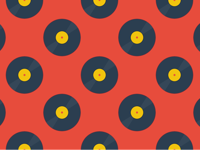 100 Days of Disco | Day 1 record vinyl pattern mixing wax 100daysofdisco the100dayproject music