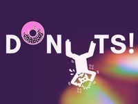 I go NUTS for DONUTS!