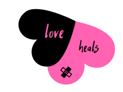 Love heals! This is very true.