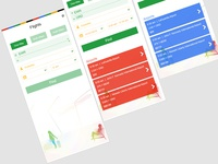 UI Challenge of the day - Flights app redesign