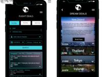 UI Daily Challenge - Flight Deals