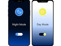 Night and Day mode - Dark and Light Modes