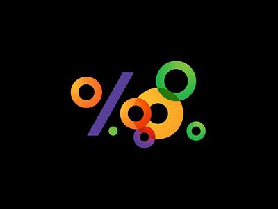 Buy Discount e-commerce circle graphic design symbol emblem mark logotype logo identity branding