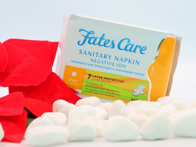 Fates Care hygienics sanitary products lettering lettermark packaging graphic design mark logotype logo identity branding