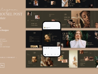 Instagram Carousel instagram instagram template instagram stories instagram posts template social media social media template branading design instagram post instagram banner social media pack posts stories story instagram story template post modern blog blogger