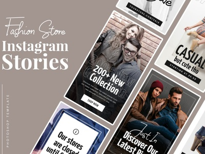 Fashion Instagram Templates instagram instagram template instagram stories instagram posts template social media social media template branding design instagram post instagram banner instagram templates instagram story template instagram post template stories story templates advertising color stylish