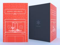 Markforged Holiday Card