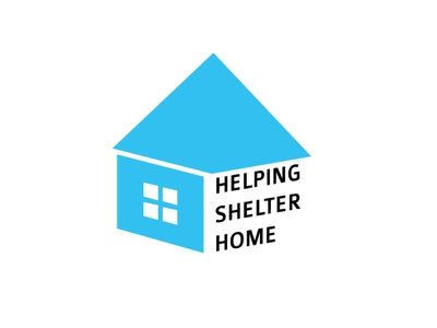 Helping Shelter Home typography logotype design logo designer logo mark logo design branding logodesign logo