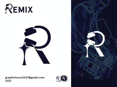 Remix logo design designinspiration typography awesome graphicdesign brandmark best logoinspiration logodesigner vector identity illustration logotype logo mark logo designer logo design branding logodesign design branding logo graphic design