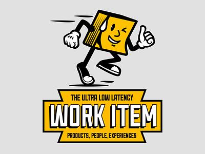 Work Item 01 illustration logo icon