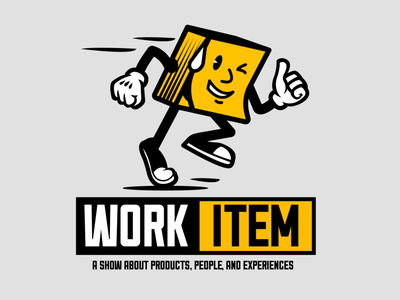 Work Item 03 illustration logo icon
