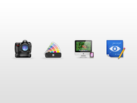 Krispypixel Service Icons