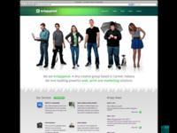 Krispypixel Homepage Mk.1