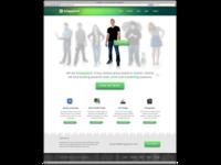 Krispypixel Homepage Mk.2