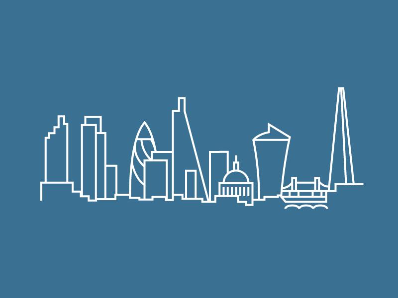 London - Careers Cities careers 2.0 stack exchange stack overflow london illustration waterfront