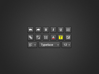 Text Editor Controls