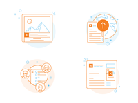 Talent Onboarding Icons