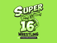 Super16 Wrestling Tourney