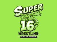 Super16 Wrestling Tourney